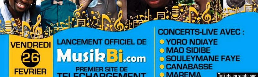 Official Launch of the platform Musik Bi